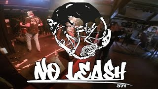 NO LEASH Full Liveset @Exhaus Trier (29.04.15)