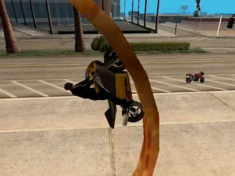 VenoM GTA San Andreas Stunt Movie