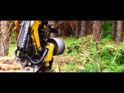 Tigercat Harvesters - Committed to Forestry.