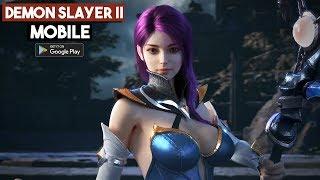 Demon Slayer II Mobile Gameplay Android