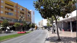 IN THE STREETS OF TORREMOLINOS, COSTA DEL SOL, SPAIN