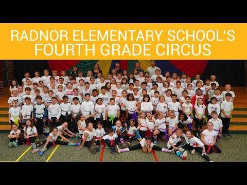 Under the Big Top: Radnor Elementary School's 4th-Grade Circus