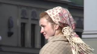 Бедная Настя (видео со съёмочной площадки) Санкт-Петербург 2003