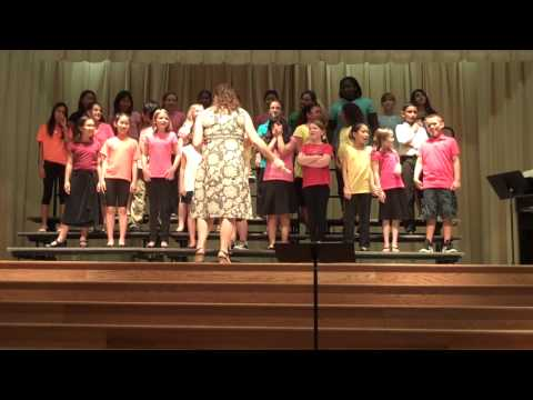Bellows Spring Elementary School 5th Grade Chorus - Spring 2011