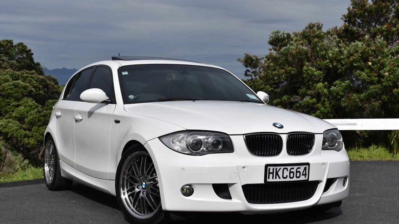 BMW E87 130i M Sport Muffler Delete