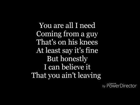 Does it matter-lyrics-janieck