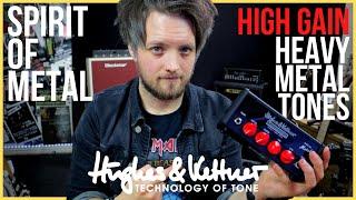 SPIRIT OF METAL- Hughes and Kettner Spirit Nano - High Gain Metal Madness