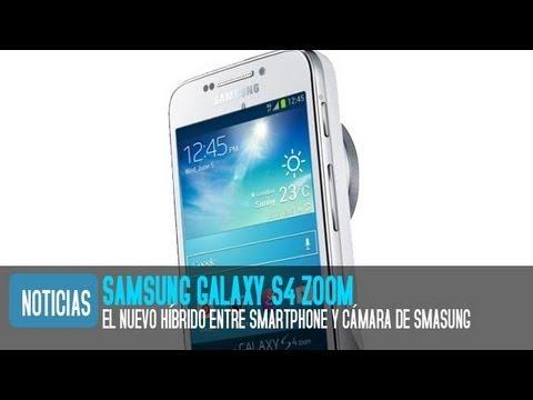 Samsung Galaxy S4 Zoom, precio y características