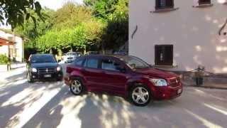 Raduno Dodge Caliber Club Italia, VIII Anniversario 27/28 Settembre 2014 ASSISI (PG)