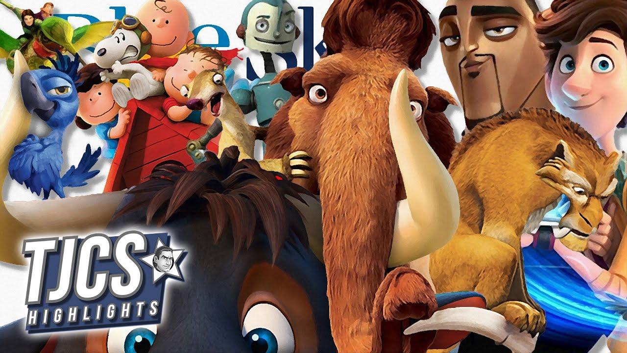 Disney to shut down 'Ice Age' studio Blue Sky