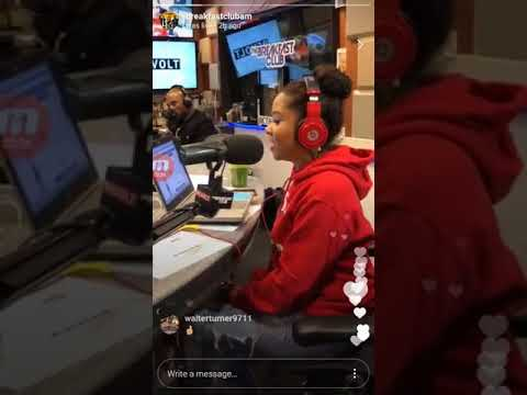 CHARLAMAGNE Comments On J COLE Remarks Towards KANYE & CARDI B