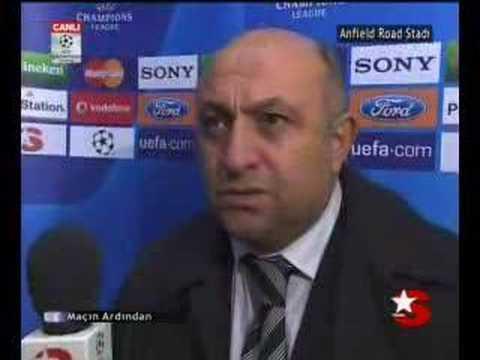 Beşiktaş-Liverpool 8-0 Maç Sonu