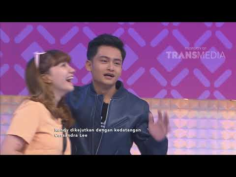 BROWNIS - Romantis ! Randy Martin Kaget Lagi Dansa Sama Ayu, Cassandra Lee Dateng (26/4/18) Part 2