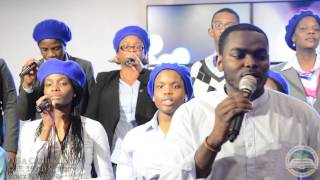 """Casting Crowns"" By Nathaniel Bassey Performed By COGA Voices"