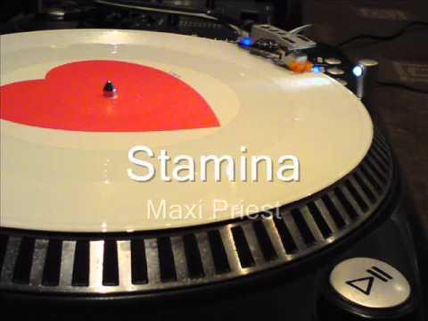 Stamina Maxi Priest