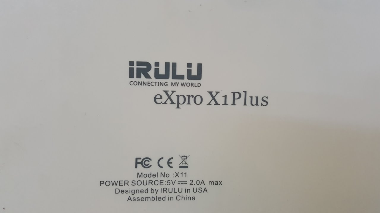 """US New Touch Screen Digitizer FOR iRulu eXpro X1Plus model X11 10.1/"""" Inch Tablet"""