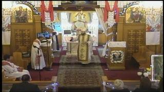 Repeat youtube video القداس الثاني  من يوم الاحد المبارك من الخمسين المقدسة (الاحد الخامس)5/21/2017