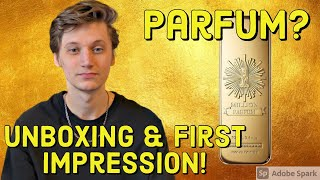 Paco Rabanne 1 Million Parfum (Unboxing & First Impression!)