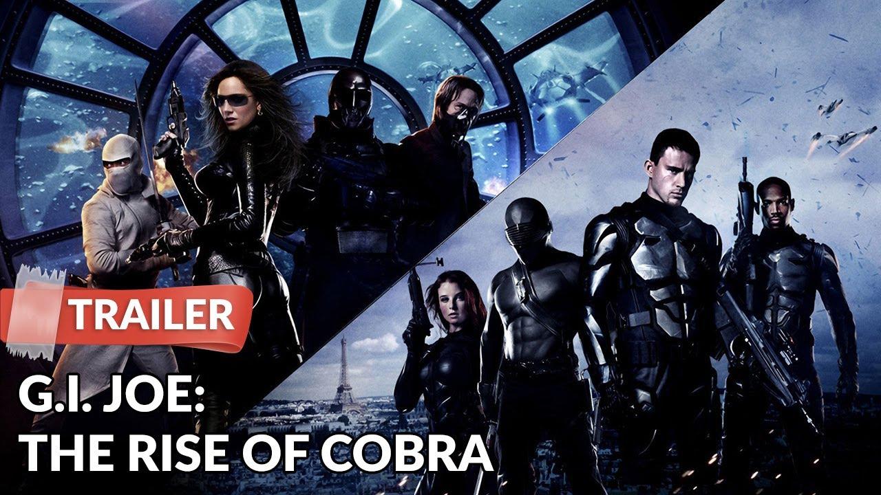 G I Joe The Rise Of Cobra 2009 Trailer Hd Dennis Quaid Channing Tatum Youtube