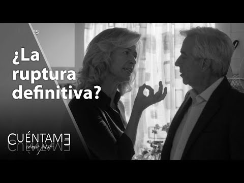 Antonio Y Merche: ¿La Separación Definitiva? | Cuéntame Cómo Pasó | Temporada 20