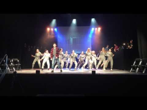Nyborg Gymnasium opfører musical på Bastionen