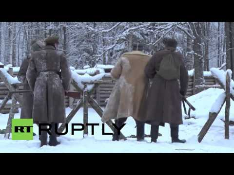 Latvia: Reenactment celebrates 99th anniversary of Christmas Battles in Jelgava