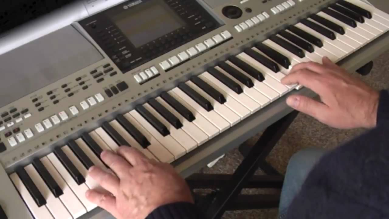 my way played on the yamaha psr s900 youtube. Black Bedroom Furniture Sets. Home Design Ideas