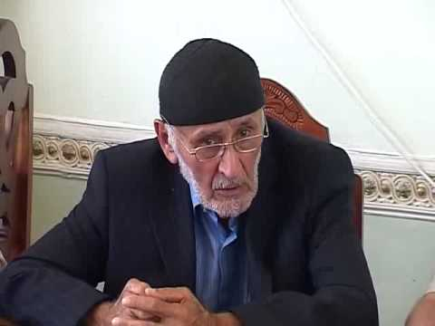 Abkhazian historian Ermolay Adzhindzhal Turned 80 Years Old
