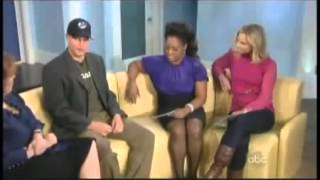 Woody Harrelson Speaks 9/11 Truth on The View