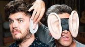 Whose Ear Am I Touching? (GAME)
