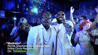 Richie Stephens feat. Beenie Man - Madness [Official Video 2015]