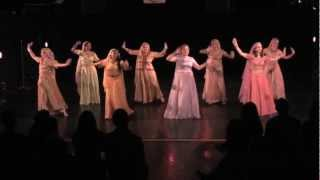 Bollywood Choreography A. R. Rahman Tumhari Adao Pe Main Vari Vari performed by students
