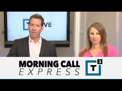 Morning Call Express: Fed Statement Ahead
