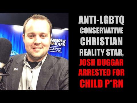 Josh Duggar Is A Creep, Faces 19 Years In Prison