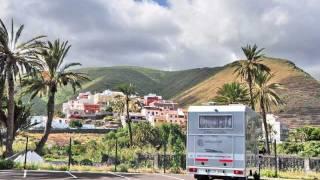Mit dem Wohnmobil auf die Kanaren  - La Gomera - Teil I -