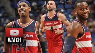 John Wall, Paul Pierce & Marcin Gortat Highlights vs Magic (2014.10.30) - 66 Pts, 21 Reb Total!