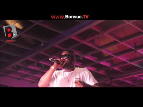 Download Video: SKALES Performance at the ONE of a kind URBAN 96.5FM Launch #BonsueTV