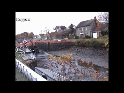 Fourth & Clyde Canal Drained at Banknock
