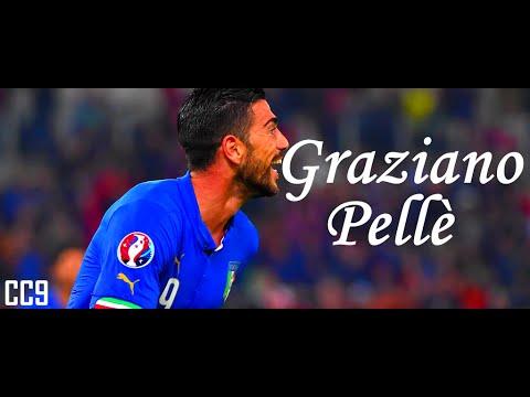 Graziano Pellè - Goals & Skills 2015/16 - Road To Euro 2016