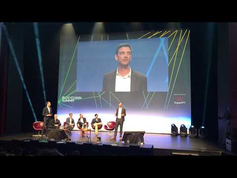 Datum on 2017 Blockchain Summit in Crypto Valley