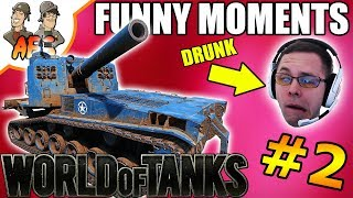 World of Tanks Funny Moments - EdvinE20 Edition #2