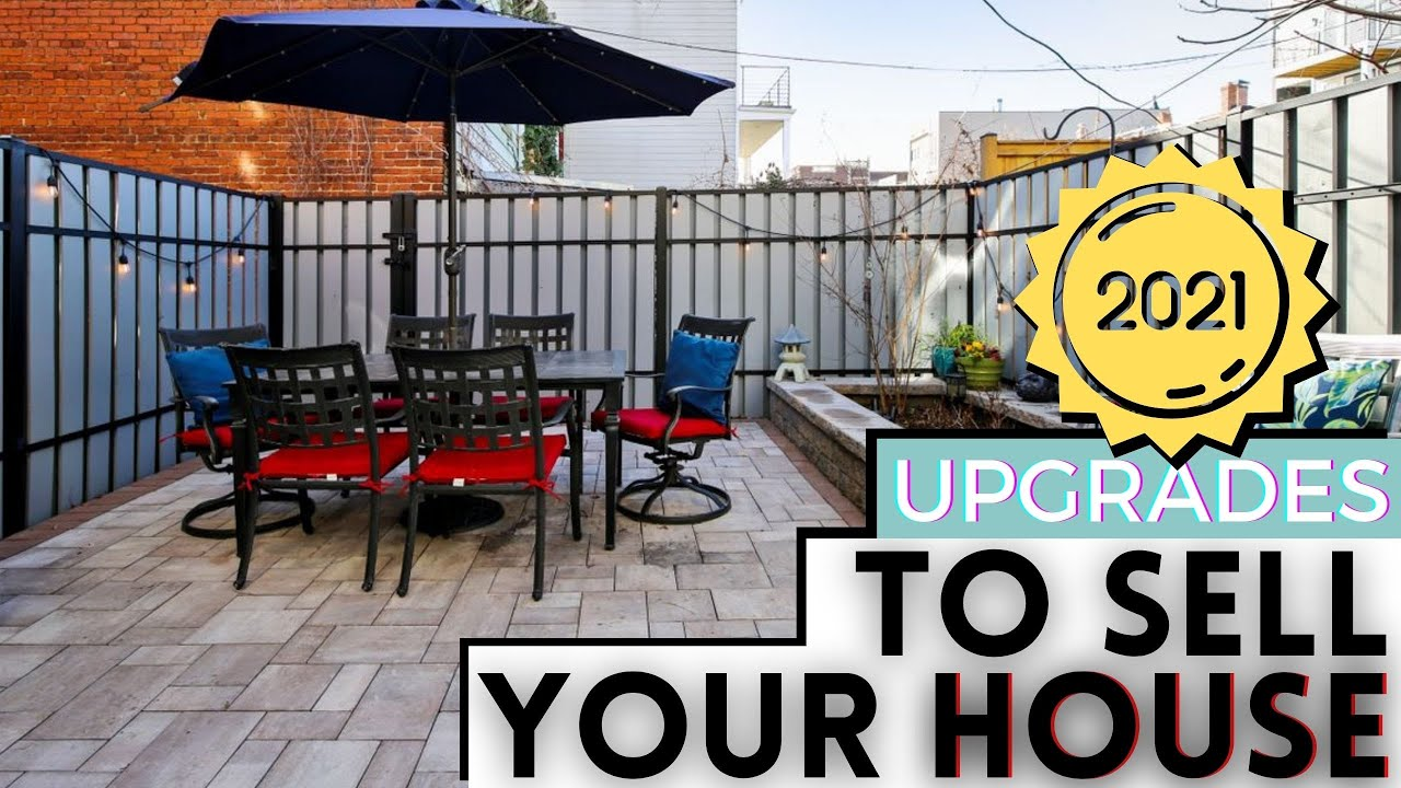 Upgrades to Sell Your House in 2021