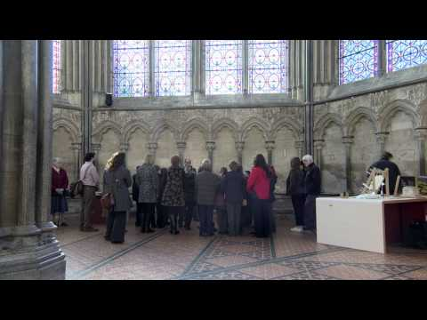 The Very Revd June Osborne on the opening of Salisbury Cathedral's new Magna Carta Exhibition