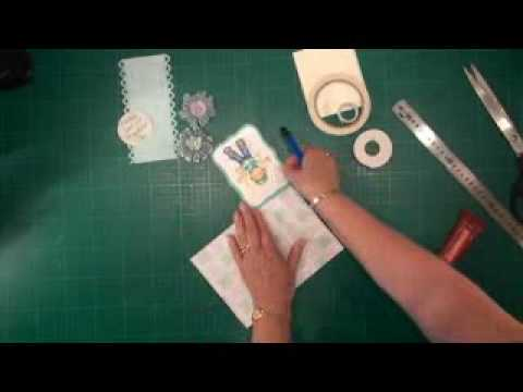 easy stepper card tutorial card making magic com youtube