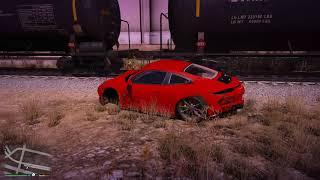 Siêu Xe Porsche 911R Gặp Tai Nạn Kinh Hoàng Khi Chạy Tốc Độ 385Km/h Cái Kết Đen Cho Tài Xế