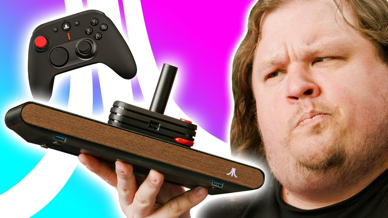 Download Everyone else already reviewed this.... - Atari VCS Console