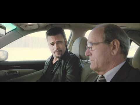 "Killing Them Softly Movie Clip ""Kill Em Softly"" Official 2012 [1080 HD] - Brad Pitt"