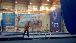 Tatiana Nabieva - Russian Cup 2016 - AA UB 14.000