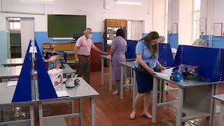 Школы и детсады области проверяют специалисты различных ведомств
