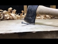 Is This The Best Axe For Under $20?? Destroying A Marbles Double Bit Axe!!